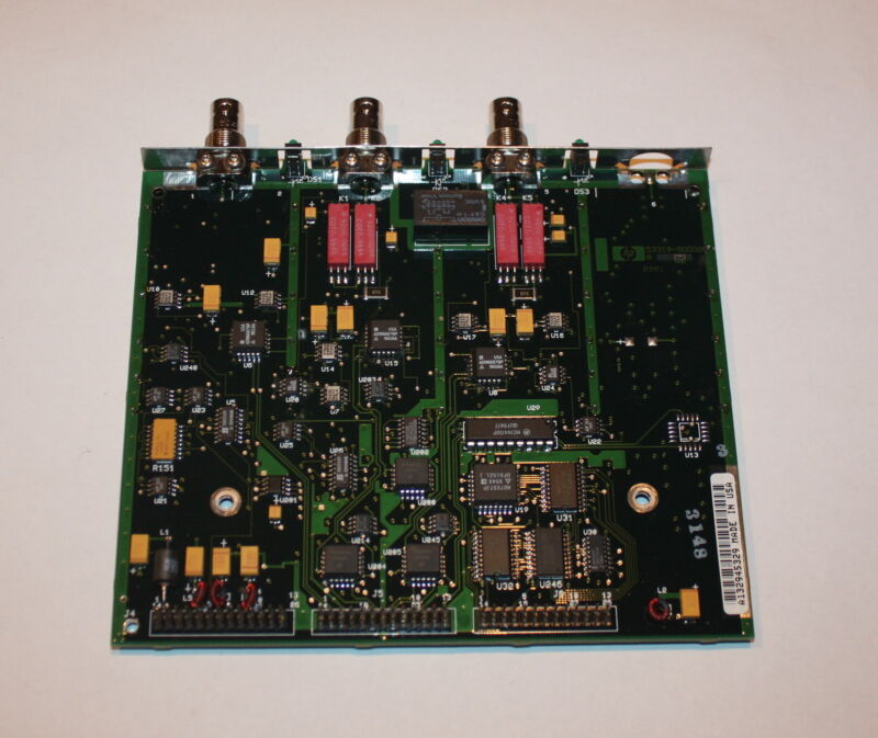 HP/Agilent 53310-60002A Input Board for 53310