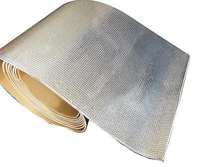 1m² Dämmmatte Alu Anti Dröhn Matte 1x1 m Bitumen-Ersatz thermisch akustisch