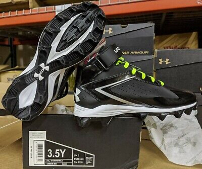Under Armour Crusher RM Jr. Youth Football Cleats Under Armour Crusher
