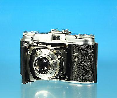 Foto & Camcorder Voigtländer Kamera Vitomatic Ii A Mit Color-skopar 50mm F2.8 Lens 201936