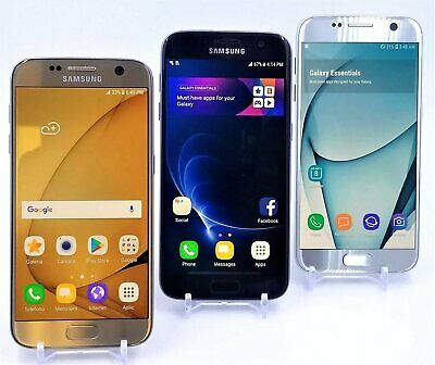 Samsung Galaxy S7 G930 - 32GB (Verizon / AT&T / Unlocked / T-mobile) Clean ESN
