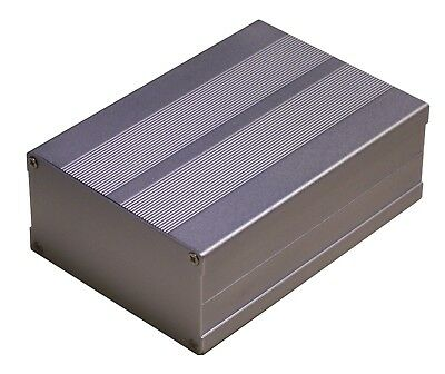 Silver Aluminum Project Box Enclosure Case Electronic Diy 153x105x55mm-medium