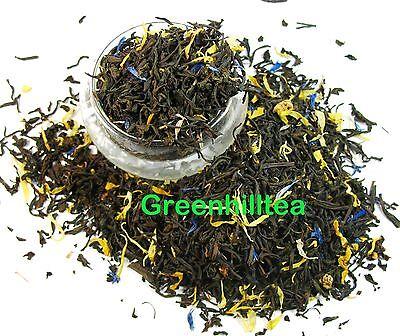 Blue lady natural flavored black tea loose leaf tea 1/2 LB bag (Black Tea Sweet Fruit)