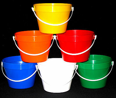 WHOLESALE LOT OF 50 GALLON BUCKETS AND ...
