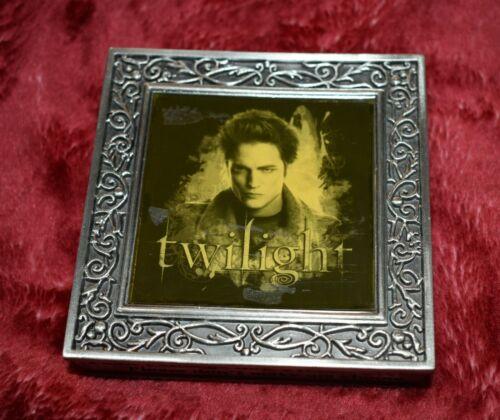 NECA Exclusive Very Rare Twilight  edward cullen twilight saga metal jewelry box
