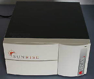 Tecan Sunrise Microplate Reader -remote Elisa Assays Absorbance 96 Well Plates