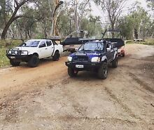 D22 turbo diesel 4x4 manual Andrews Farm Playford Area Preview
