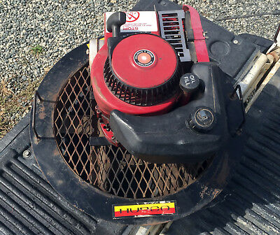 Hurco 18 Ripcord Ventilator- Briggs And Stratton Manhole Pipeline Fan Blower