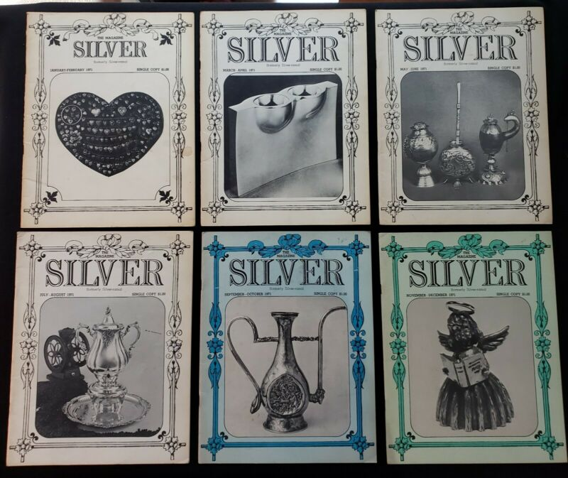 1971 Silver Magazine