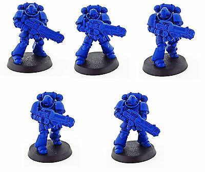 Hellblaster Squad   Primaris Space Marines   Know No Fear   Warhammer 40k