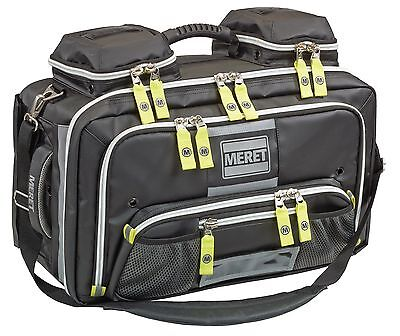 Meret Omni Pro Ems Infection Control Emergency Medical Bag-black 2014 Model