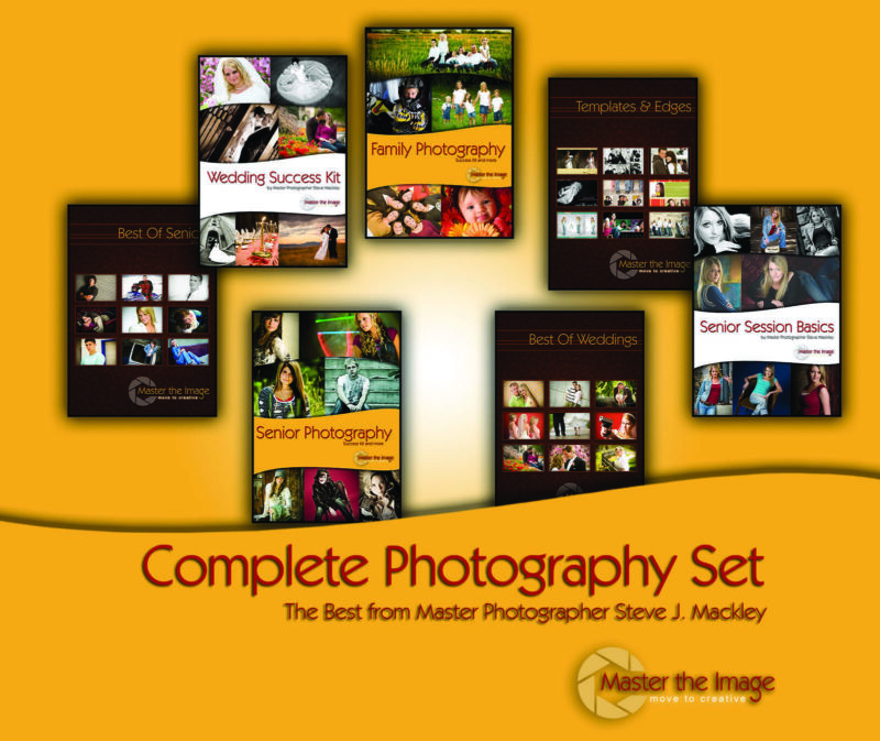 COMPLETE DIGITAL PHOTOGRAPHY COURSE POSING 7 DVD SET cc