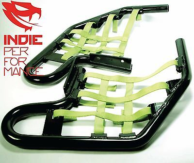 ANODIZED RED NERF BARS YAMAHA BANSHEE 350 FREE SHIPPING B350 QUADS YFZ350 B