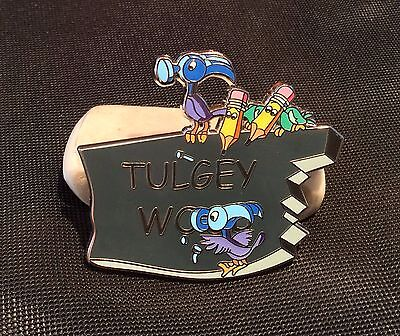 Hammer & Pencil Birds Disney's Alice In Wonderland Tulgey Wood Fantasy Pin LE50