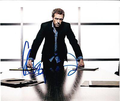 Hugh Laurie alias DR Autogrammfotokarte Auswahl Gregory House Actor, Producer