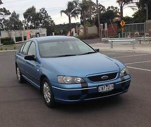 2006 LPG GAS FORD FALCON BF WITH REGO Reservoir Darebin Area Preview