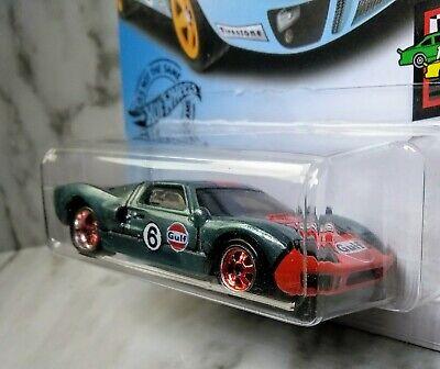 New Hot Wheels Ford GT-40.. CUSTOM!! STH.. GULF.. Real Rider's... ZgrafxKusTomZ
