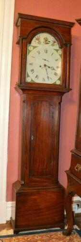 Scottish Tall Case Grandfather Clock C. 1800