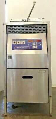 Broaster Model 1800 Pressure Fryer Natural Gas 2 Available Used