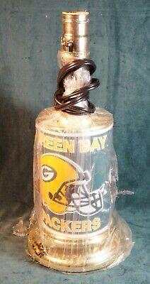 Green Bay Packers Table (Green Bay Packers Table Lamp GREENBAY FOOTBALL)