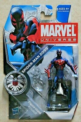 "MARVEL UNIVERSE SERIES 3 SPIDER-MAN 2099 3.75"" FIGURE 005"