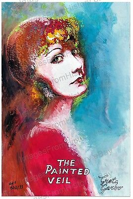 20x30 Poster Marlene Dietrich The Painted Veil 1934 #PV1
