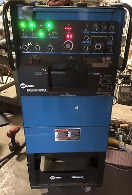 Syncrowave 350 Lx Welder Cc Acdc