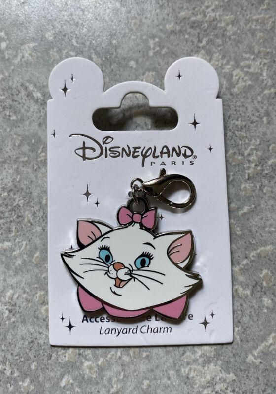 Disney DLRP DLP Disneyland Paris The Aristocats Marie Pin Lanyard Charm