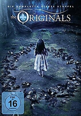 The Originals Staffel 4 NEU OVP 3 DVDs