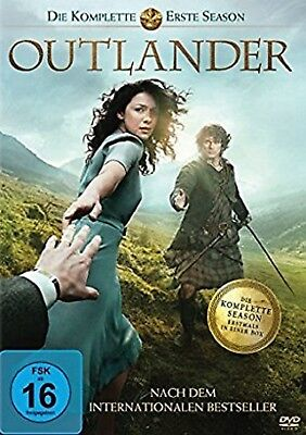 Outlander Staffel 1-3 (1+2+3) DVD Set NEU OVP