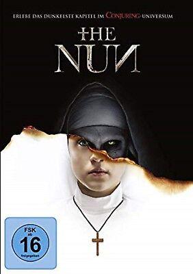 The Nun DVD Die Nonne / dunkelste Kapitel im Conjuring Universum NEU OVP