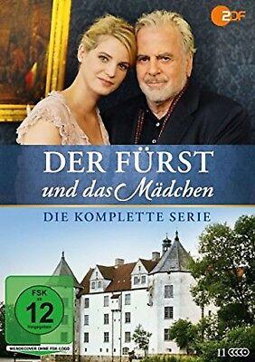 Der Fürst und das Mädchen Box - Die komplette Serie Staffel 1-3 NEU OVP 11 DVDs