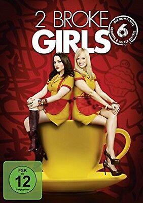 2 Broke Girls Staffel 6 NEU OVP 2 DVDs