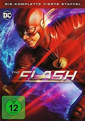 The Flash Staffel 4 Neu und Originalverpackt 5 - Original Serie