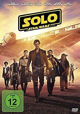 Solo: A Star Wars Story DVD NEU OVP Han Solo