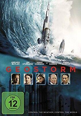 Geostorm DVD NEU OVP Gerard Butler