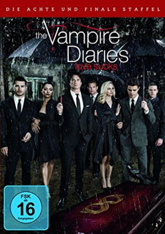 The Vampire Diaries Staffel 8 NEU OVP 3 DVDs