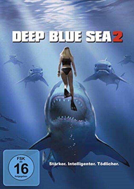 Deep Blue Sea 2 DVD NEU OVP
