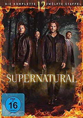 Supernatural Staffel 12 Neu und Originalverpackt 6 DVDs