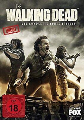The Walking Dead Staffel 8 NEU OVP 6 DVDs