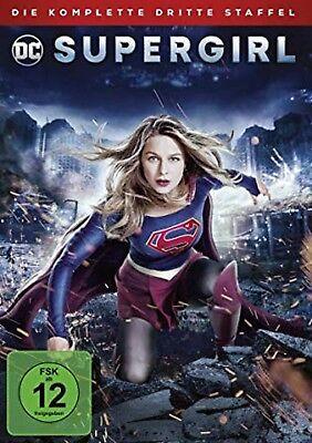 Supergirl Staffel 3 Neu und Originalverpackt 4 DVDs - Original Serie