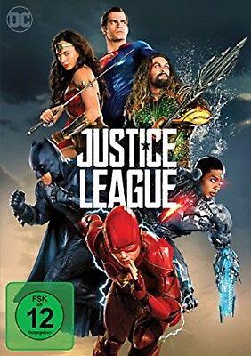 Justice League DVD Der Kinofilm 2017 NEU OVP DC Universe