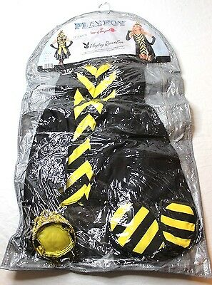 Queen Bee Costume (Rubies Playboy Queen Bee Costume X-Small/Small XS/S New)