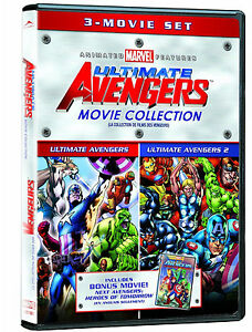 ULTIMATE AVENGERS 1 & 2 + NEXT AVENGERS (WS) *NEW*