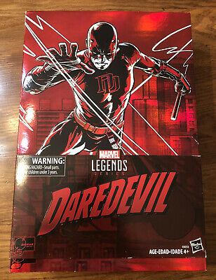 "DAREDEVIL 12"" SDCC 2017 EXCLUSIVE Marvel Legends Complete 1/6 Scale RARE"