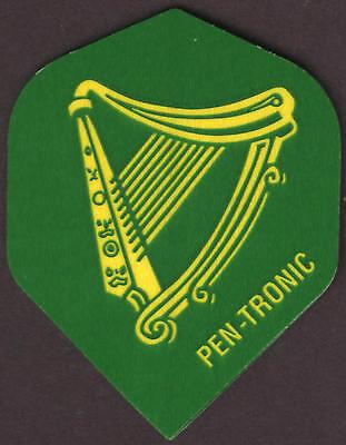 Guinness Harp Dart Flights  3 Per Set