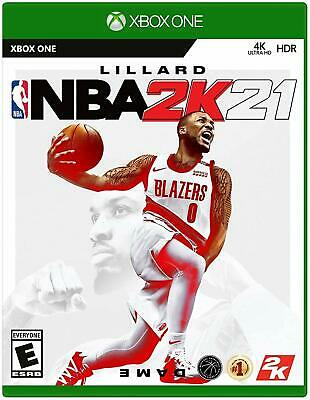 NBA 2K21 - Xbox One  NEW