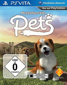 Pets (Sony PlayStation Vita, 2014, Keep Case) PS Vita NEU & in Folie - <span itemprop='availableAtOrFrom'>Kirchardt, Deutschland</span> - Pets (Sony PlayStation Vita, 2014, Keep Case) PS Vita NEU & in Folie - Kirchardt, Deutschland