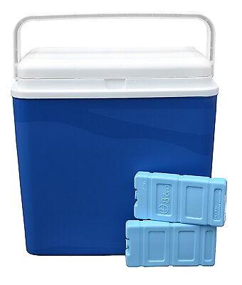 Reisekühlschrank Thermobox Kühltasche 25 L Kühlbox C…  