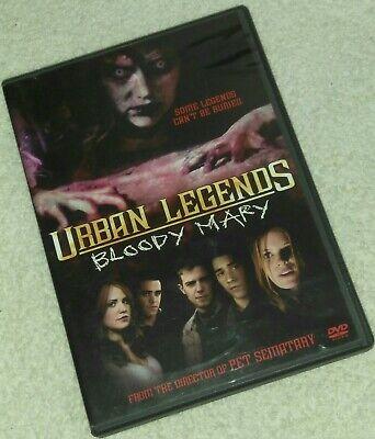 Urban Legends: Bloody Mary DVD Mary Lambert horror Halloween